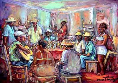 haitian troubadour